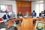 رابح برلماني شيشاوة يحضر اجتماعا للجنة القطاعات الإنتاجية بالبرلمان