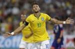 نايمار خامس هداف في تاريخ البرازيل