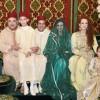 الحناء بزفاف مولاي رشيد
