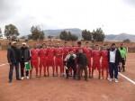 هزيمة شباب سيدي المختار بأمزميز والأمطار تأجل مباراة أشبال امنتانوت