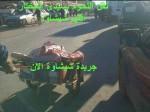 صور صادمة..نقل اللحوم على عربات الحمير يهدد صحة المواطن الشيشاوي