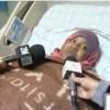 اسعاف حامل الى مراكش من فيضانات شيشاوة