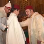 SM le Roi remet le prix Mohammed VI du Saint Coran