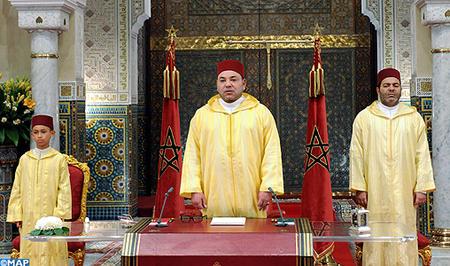 الملك محمد السادس يصدر عفوه السامي على 1243 شخصا بمناسبة عيد العرش