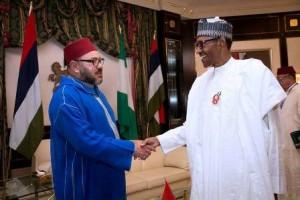 رسميا إطلاق مشروع الغاز بين نيجريا والمغرب