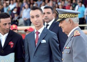 ولي العهد يحقق حلمه ويخلق سابقة في المغرب!