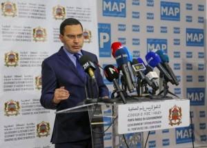 الخلفي: لن نقبل حرق جثة مهاجر مغربي بفرنسا..هذا مس بكرامة المغاربة