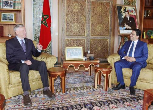 المغرب يتأسف على استقالة المبعوث الأممي للصحراء هورست كوهلر