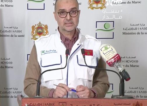 اليوبي: المغرب في المرحلة الثانية في مواجهته كورونا والتحاليل للحالات التي تتوفر فيها الشروط