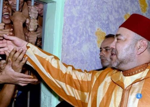 بمناسبة عيد الفطر.. عفو ملكي على 483 سجينا