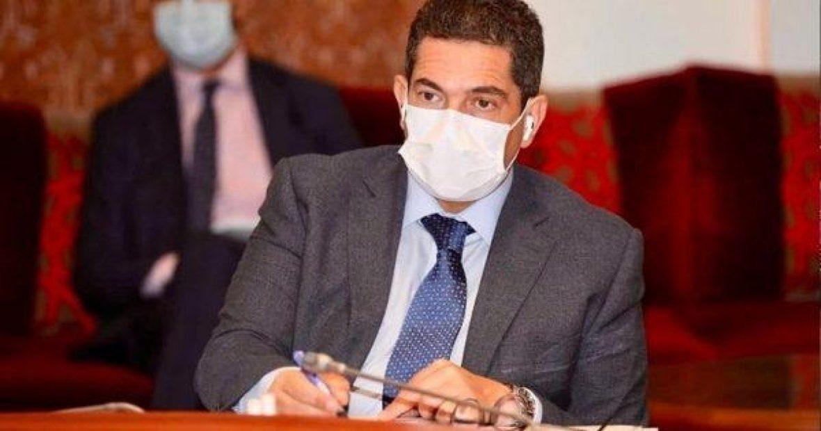 """أمزازي يشكر الأطر التعليمية بعد تنظيم """"باكالوريا"""" في ظل كورونا: إنجاز مهم وتضحيات مشرفة"""