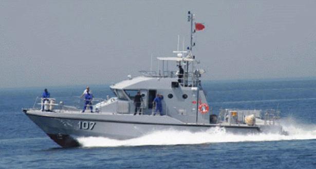 البحرية الملكية تقدم المساعدة لـ 183 مرشحا للهجرة السرية من إفريقيا جنوب الصحراء بعرض المتوسط والأطلسي