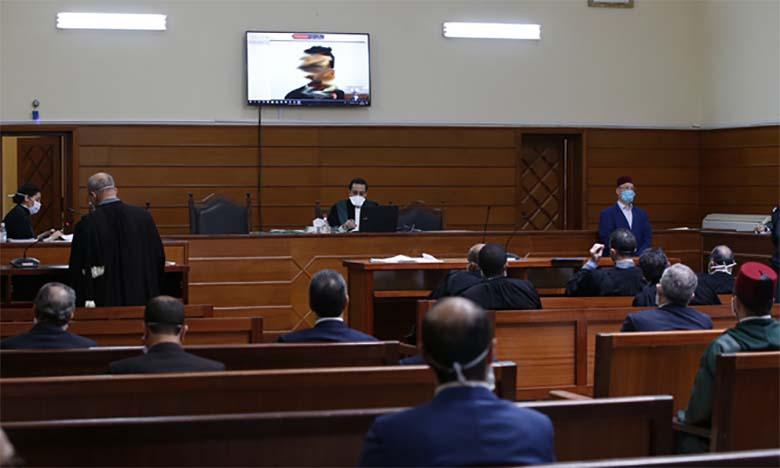 9939 معتقلا استفادوا من عملية المحاكمات عن بعد من 9 إلى 13 نونبر