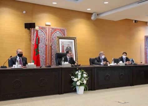 بحضور الهمة..العثماني يطلع الأمناء العامين للأحزاب عن تفاصيل التدخل في الكركرات