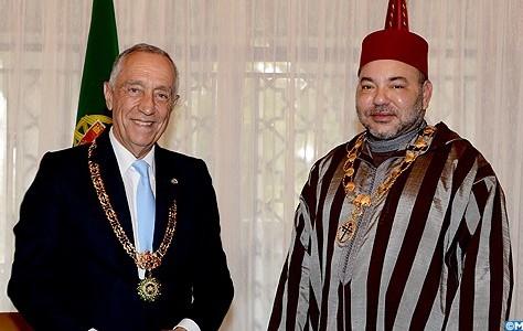 كورونا يصل إلى رئيس البرتغال والملك محمد السادس يتمنى له الشفاء
