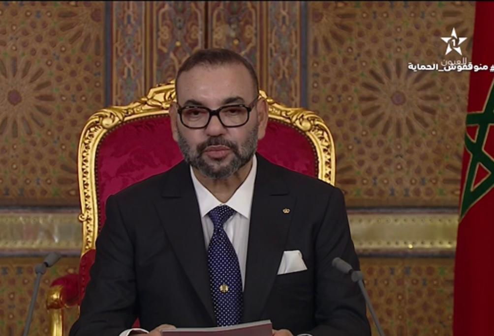 الملك: المغرب قوي بمؤسساته وأزمة كورونا مستمرة وعلى الجميع