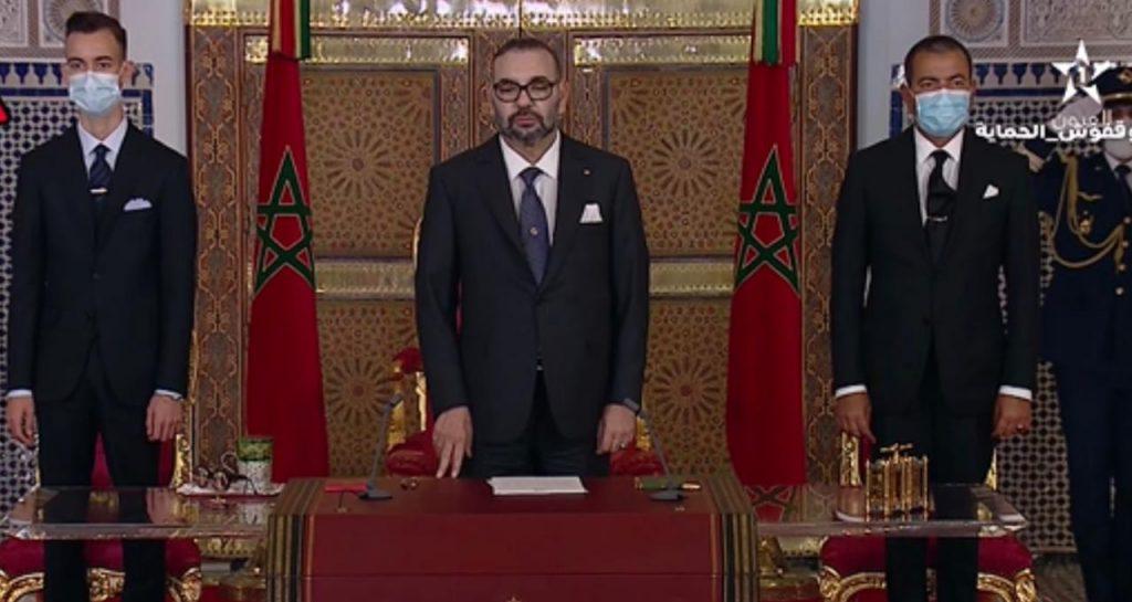الملك: نعتز بنجاح المغرب في معركة الحصول على لقاح كورونا