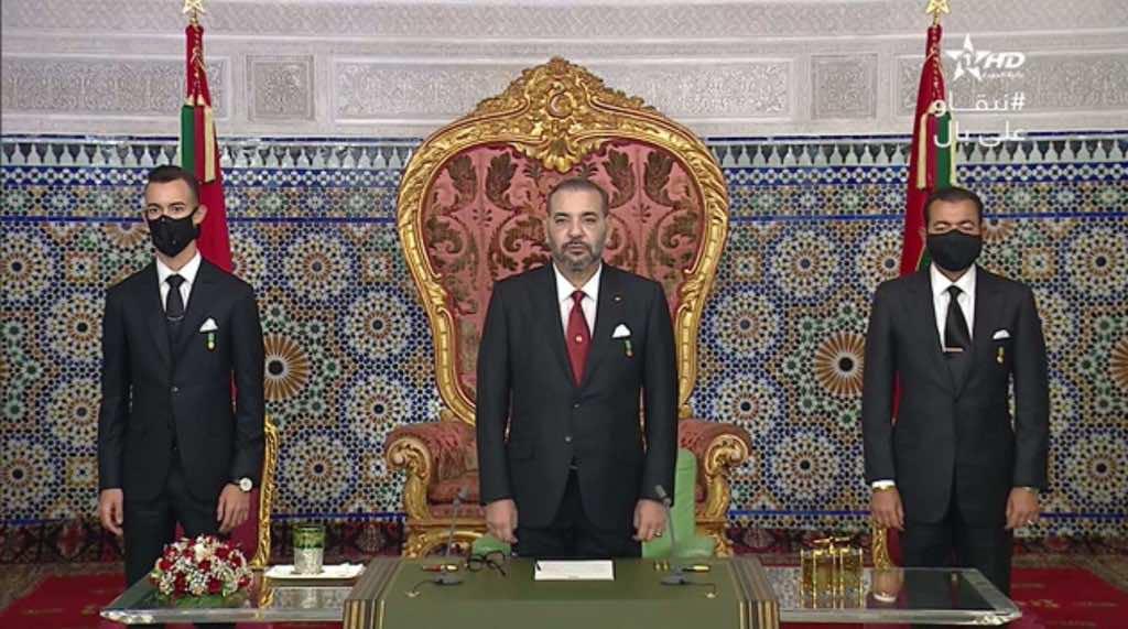 الملك محمد السادس يدعو الجزائر للحوار دون شروط