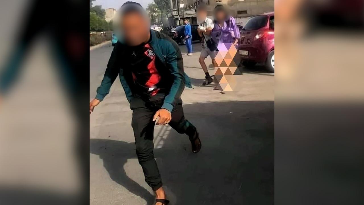 القبض على مصور فيديو الاعتداء على فتاة في طنجة والمشتبه فيه الرئيسي في حالة فرار