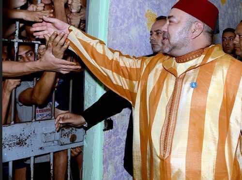 الملك يصدر عفوه على 510 أشخاص بمناسبة عيد المولد النبوي